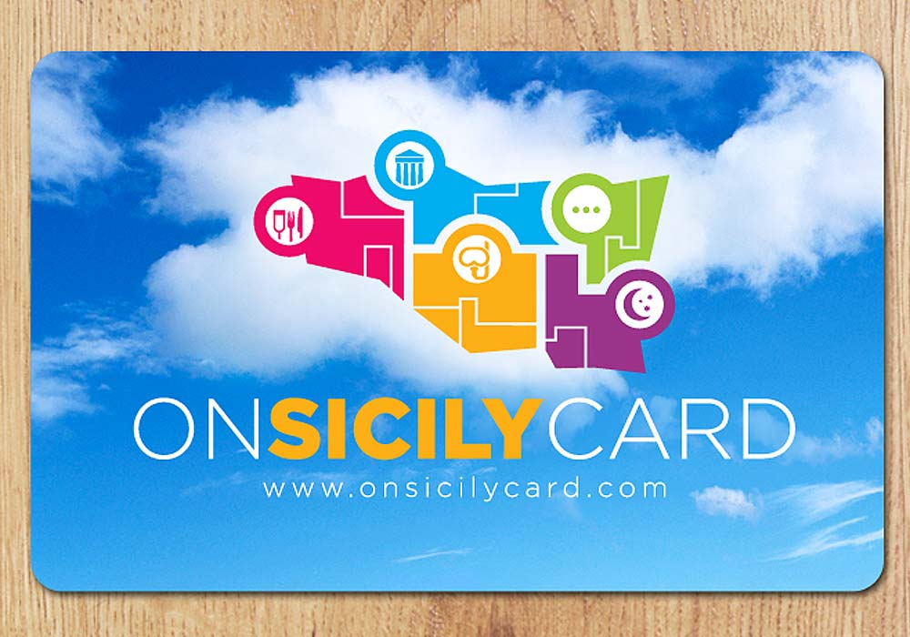 Discover the most beautiful places in Sicily with the onsicilycard