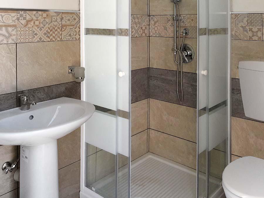 The second bathroom of Casa Chiàppara